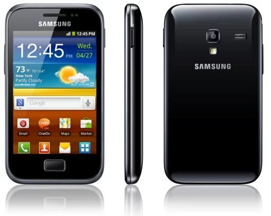 Samsung Galaxy Ace plus Android Smartphone