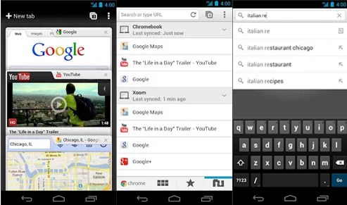 Google Chrome Beta Browser Launched for Android 4.0