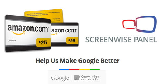 Google New Screenwise Project Pays You to Surf