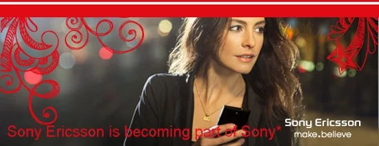 Sony Ericsson Now Becomes part of Sony Mobile Communications