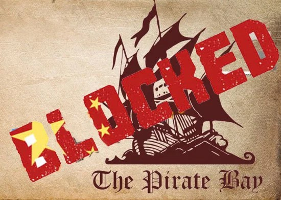 pirate bay working in india