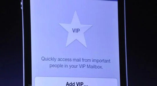 iOS 6 Mail has VIPs and adds pull to refresh