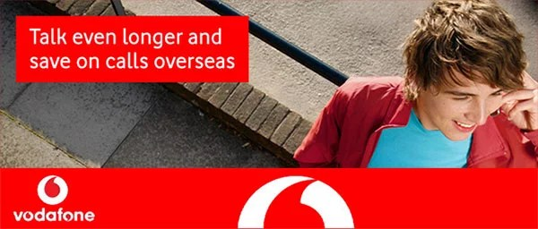Vodafone Special International Roaming Pack at One-time Rental Fee of Rs 1499