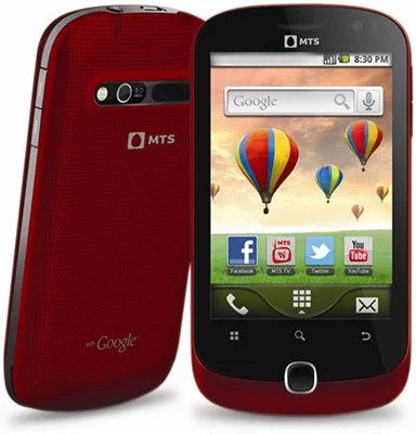 MTS MTag 351 Android Smartphone