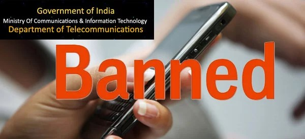 Govt Raises SMS Ban limit to 20 SMS per Day per SIM with Immediate effect
