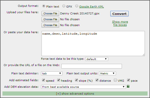 Convert Gpx To Video
