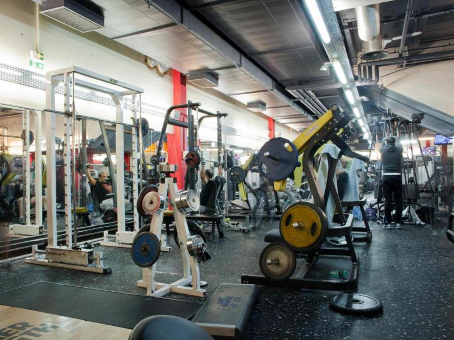 fitness park rosny a rosny sous bois