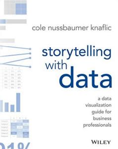 Narración de historias con datos: una guía de visualización de datos para profesionales de negocios