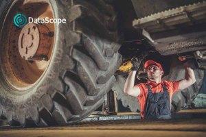inspección maquinaria