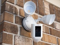 Ring's latest floodlight camera features its best motion detection still
