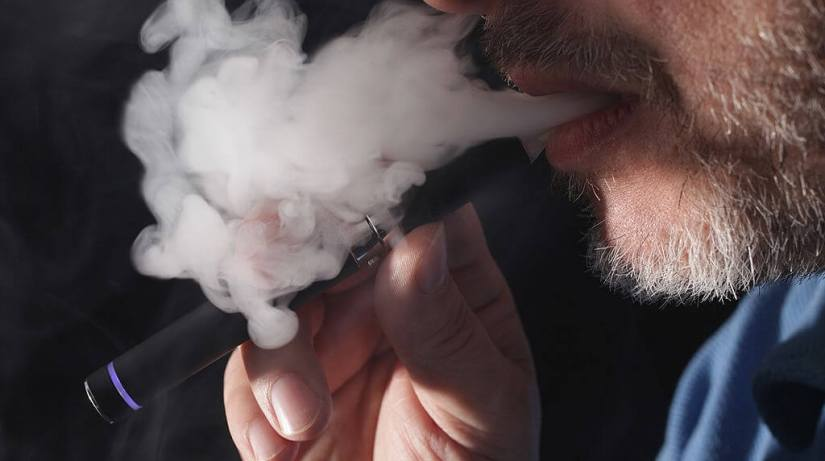 Aerosol Produced Variety Vaping Devices That Deleterious On Blood Vessel Function