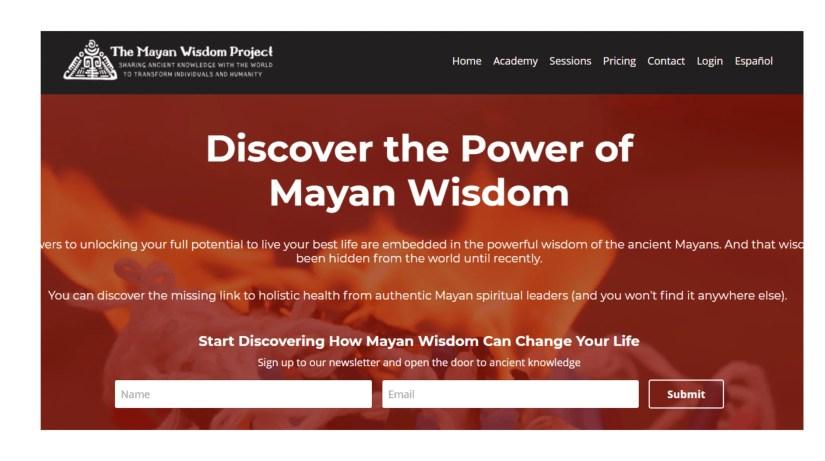 Mayan Wisdom Academy Reviews