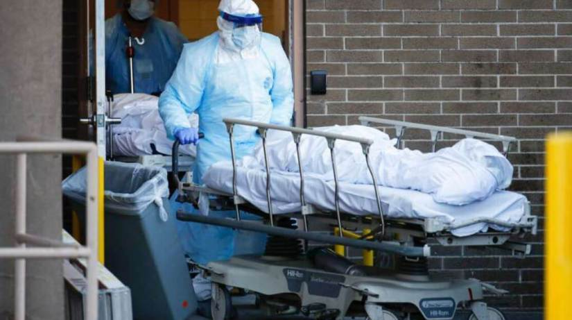 'There Is No Room To Put These Bodies,' Alabama Health Official Says As Covid-19 Deaths Climb