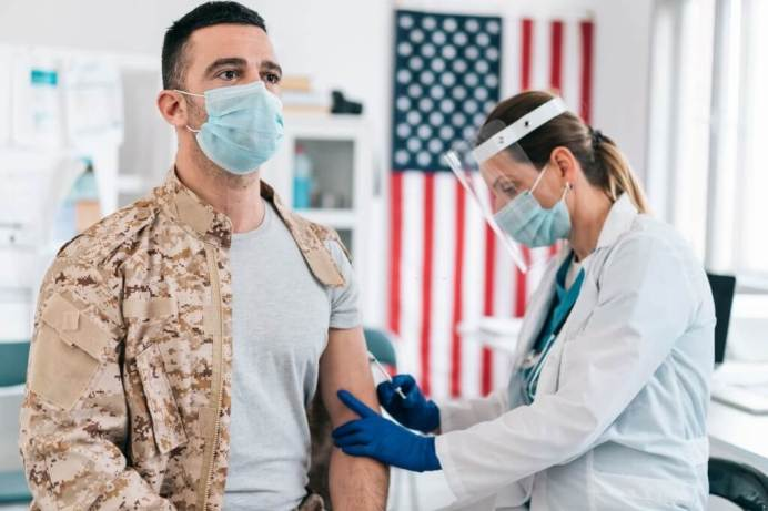 Army Sets Deadlines For Soldiers To Be Vaccinated