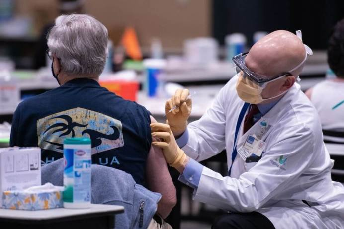 Covid-19 Vaccine Effectiveness Against Severe Disease Has Not Dropped Much, Cdc Says