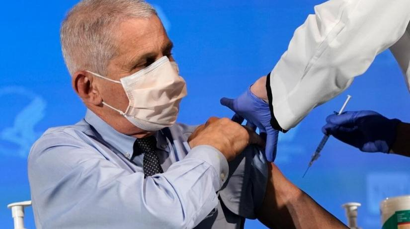 Fauci: Desantis Wrong To Say Vaccines Just A Personal Choice
