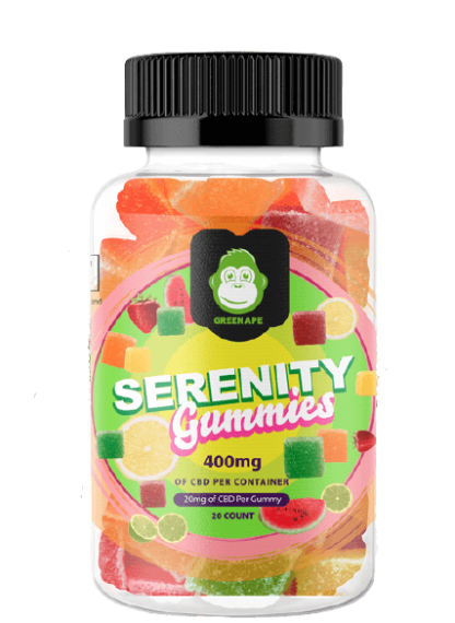 Green Ape CBD Gummies Reviews