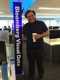 Blacki Migliozzi at the Bloomberg Data Team.