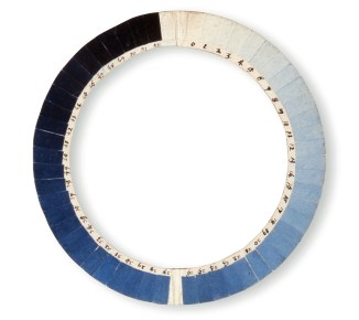 The Cyanometer Is a 225-Year-Old Tool for Measuring the Blueness of the Sky http://www.thisiscolossal.com/2014/05/the-cyanometer-is-a-225-year-old-tool-for-measuring-the-blueness-of-the-sky/