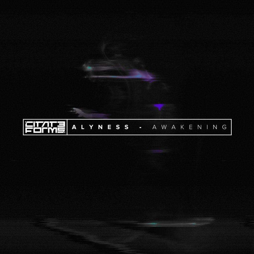 Alyness 'Awakening' EP cover