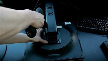 Замена деталей в мониторе сервисный центр data up