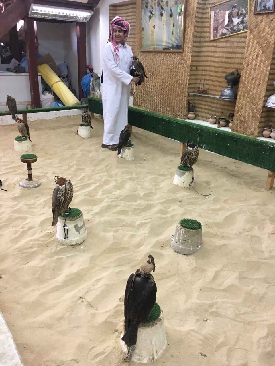 La caza con halcones uno de los pasatiempos preferidos de los Cataries.