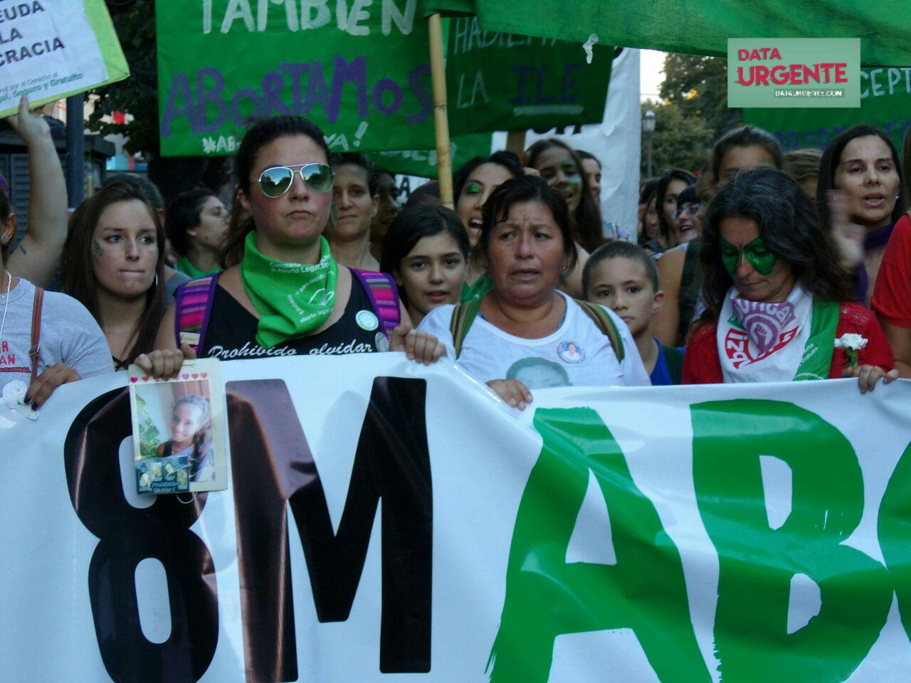 #8M #NosotrasParamos Foto: Diana Godoy