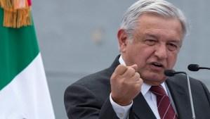 México: AMLO