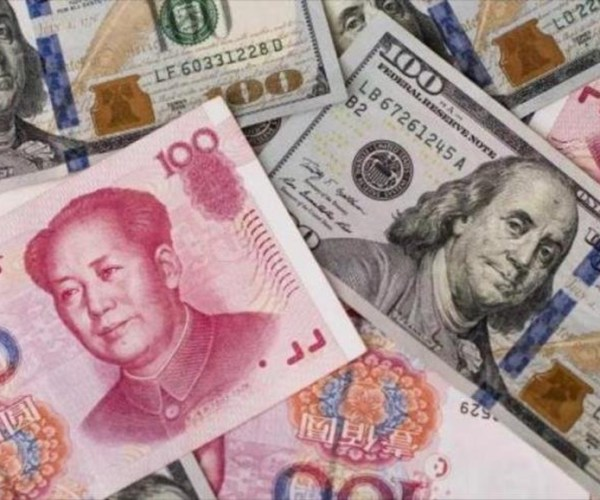 Yuan Dolar África