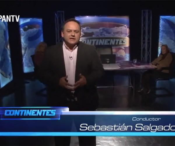 Continentes Sebastián Salgado Continentes HispanTV