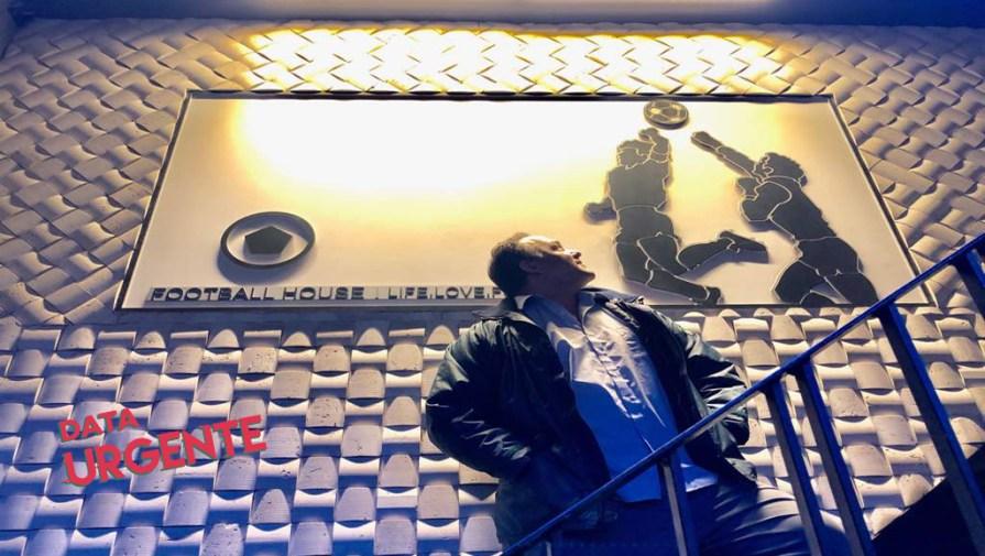 El bar de Maradona en Irán y un amor no correspondido