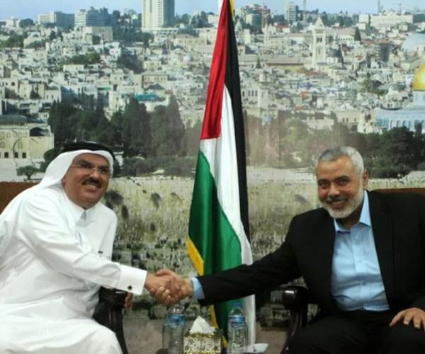 Hamas - Qatar - Palestina