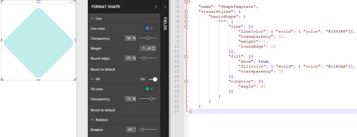 Template Theme Files for Power BI Visuals - DataVeld