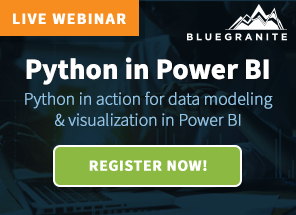 Free Webinar on Python in Power BI