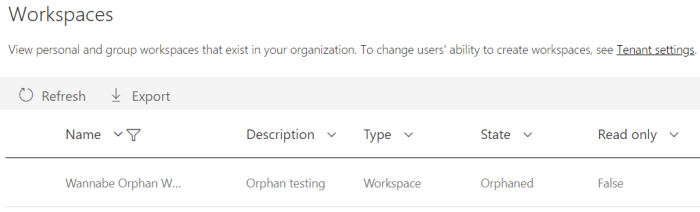 What is an Orphaned Workspace in Power BI? - DataVeld