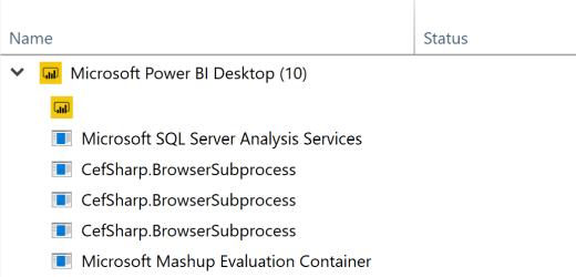 What's CefSharp in Power BI Desktop?