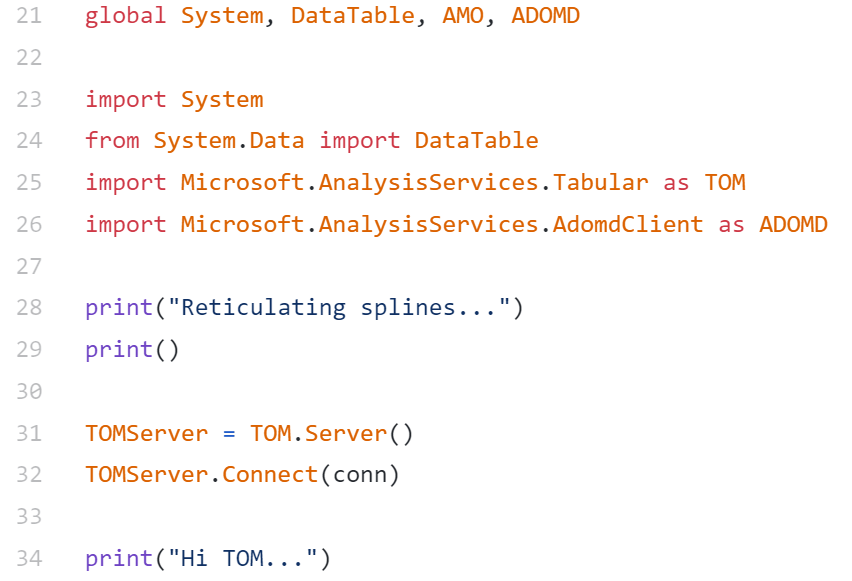 "Python as an ""External Tool"" for Power BI Desktop: Part 3 – Virtual Environments and TOM Connection"
