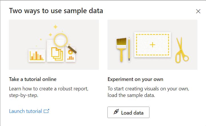 New Financial Sample Dataset Included with Power BI Desktop