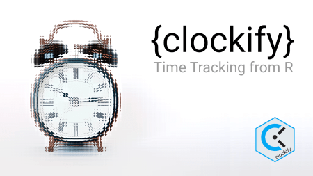 {clockify} — Time Tracking from R