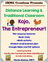 Kojo: The Story of an Entrepreneur (Personal Financial Lit