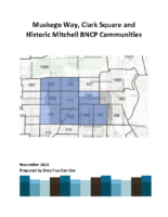 Muskego Way, Clarke Square and Historic Mitchel BNCP Communities Profile