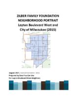 Zilber Neighborhood Profile Layton Boulevard