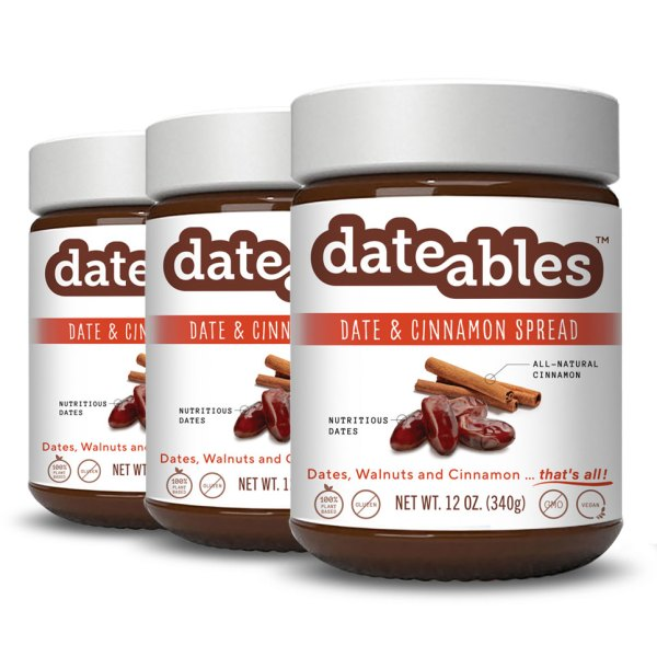 Cinnamon and dates 3 pack