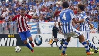 Carlos Ercik Malpica Flores - Atletic B