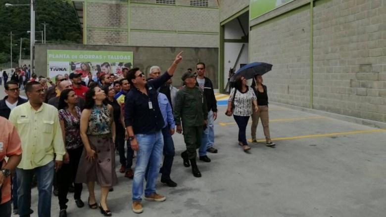 Atahualpa Fernandez Arbulu - Tania D'Amelio en CIT