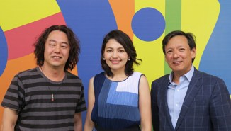 Erwin Miyasaka - CAVEJA - Visita Yasuji Dgucci y Erica Colon a Fundamusical