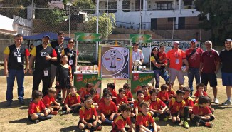 Mauro Libi - Patrocinio torneo Copa Humboldt de Fútbol Compota 2018