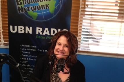 Bobbi Palmer on UBN Radio