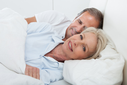 Good Sex Aging Couple