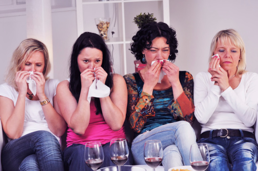 Over 40 women crying about dating